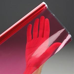 Фолио червено прозрачно 1 8m coverite